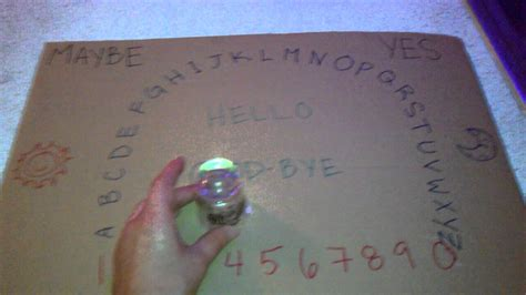 How To Make A Wigi Board Out Of Paper - how to make and use a ouija board