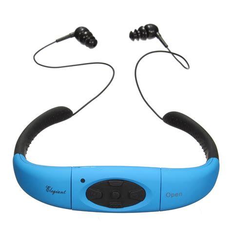 Headphones Underwater by 4g Waterproof Swimming Underwater Sport Headset Headphone