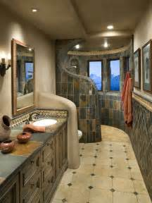 cool bathroom designs positive facts about walk in showers without door homesfeed