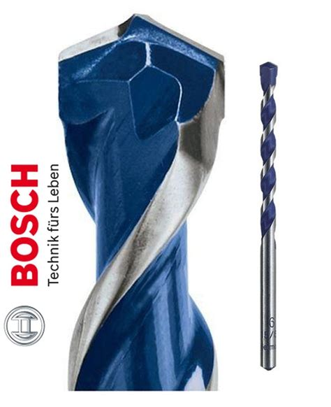 Bor Cas Bosh broca para concreto mult construction azul 8mm bosch