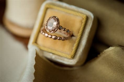rock your non traditional engagement ring