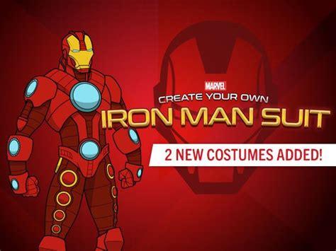 create iron man suit avengers games marvel hq