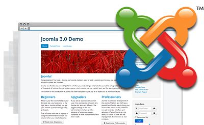 joomla  trial web hosting