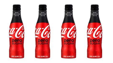 Coca Kola coca cola 174 zero sugar launches in u s with new and