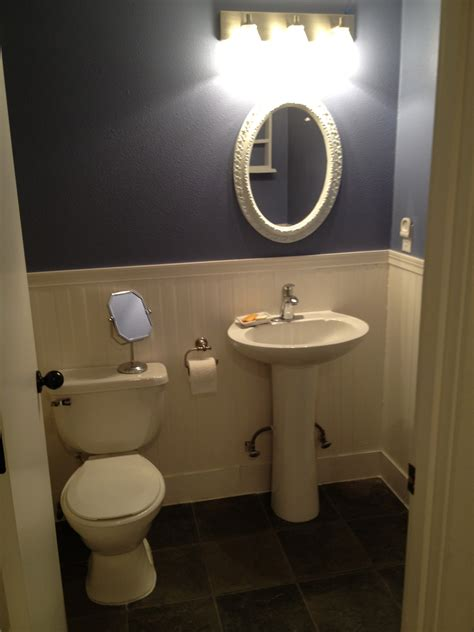 first night in bathroom downstairs bathroom remodel before after fit mama real food