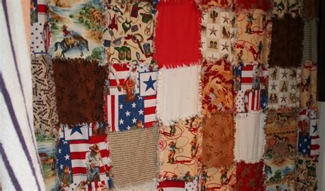 rag quilt curtains simple subtleties how to make a rag shower curtain