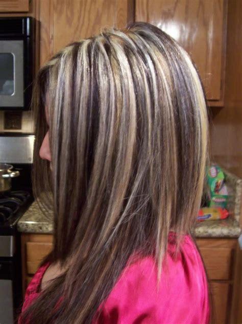 chuncky blond highlights short hair chunky highlights on short hair google search hair