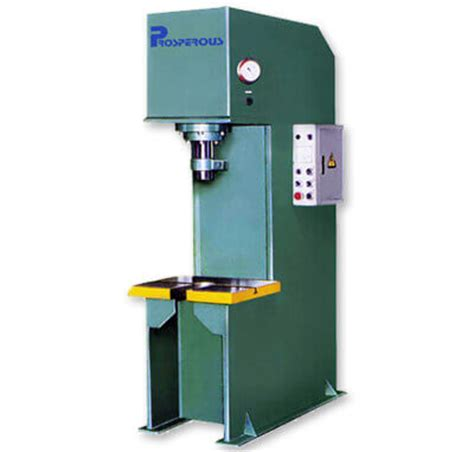 design and manufacturing of hydraulic presses c frame series sls 10c sls 50c hsin lien sheng machinery