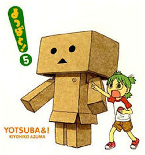 yotsuba japanese danbo character