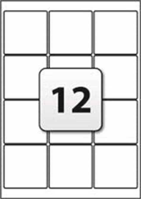 label template 65 per sheet square labels flexi labels