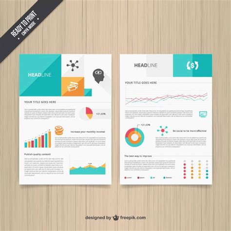 29 modern brochure design templates psd indesign