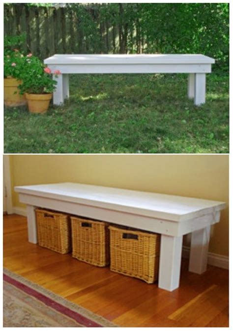 front entry benches diy bench tutorial be great by the front door for shoes