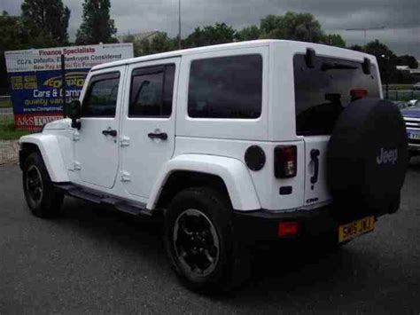 2015 Jeep Diesel Jeep Wrangler Crd X Unlimited Diesel Automatic 2015 15