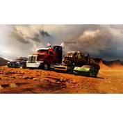 Full HD Wallpaper Transformers Desert Truck Sky Sports Car Desktop
