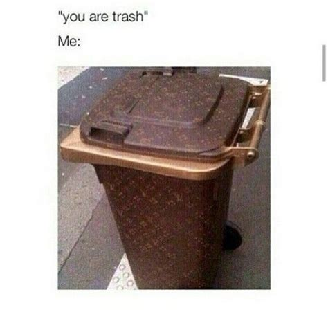 louis vuitton garbage bag funny photos and videos page 254 follow me kim
