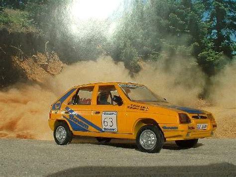 Rally Auto Bauen by Skoda Favorit Rallye 96 Smer 1 28 Heiko Proft