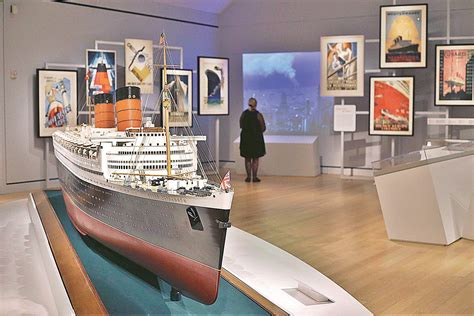 liners speed and style books salem exhibit evokes golden age of travel on the high seas