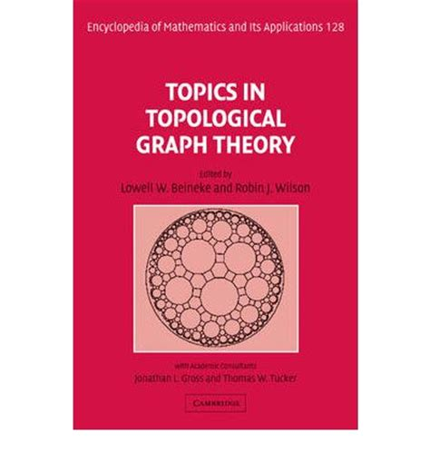 applying graph theory in ecological research books topics in topological graph theory lowell w beineke
