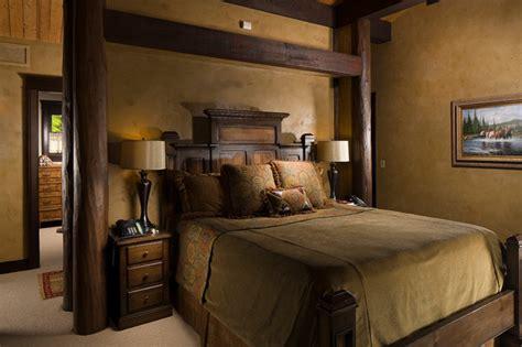 schlafzimmer design rustikal - Schlafzimmermöbel Landhaus