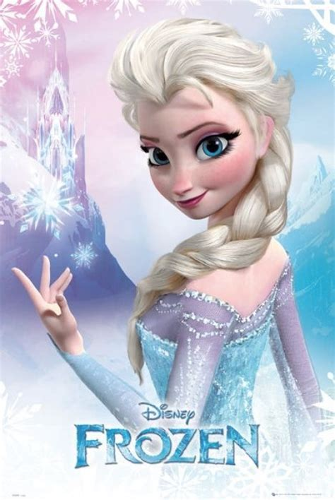 film elsa 2 in romana frozen disney movie poster elsa girls c