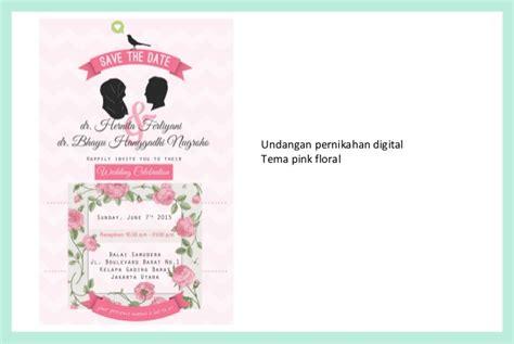 template undangan pernikahan digital portfolio undangan pernikahan