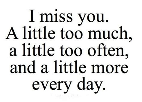 I Miss You Quotes I Miss You Quotes For Him And For Quoteshunter