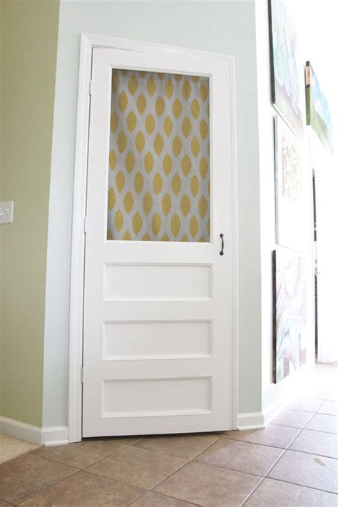 remodelaholic a screen door for your pantry
