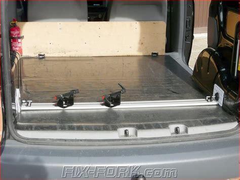 portabici interno per auto portabici interno