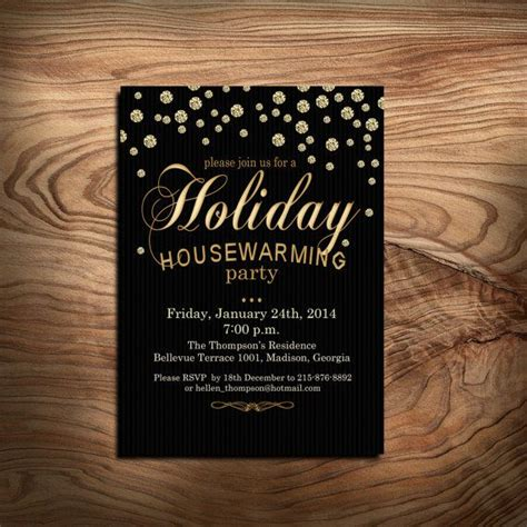 christmas party themes housewarming holiday housewarming party invitation christmas