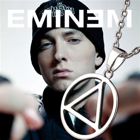 eminem illuminati necklace kaufen gro 223 handel eminem aus china eminem