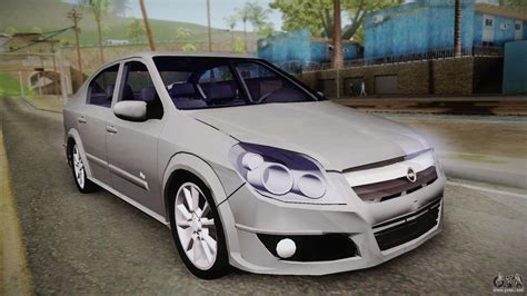 opel astra sedan 2008 opel astra sedan 2008 for gta san andreas