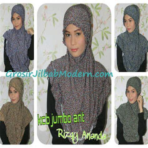 Gamis Jumbo Al jilbab kcb ant jumbo grosir jilbab modern jilbab cantik