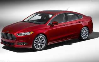 Ford Fusion 2013 Ford Fusion 2013 Widescreen Car Wallpapers 02 Of
