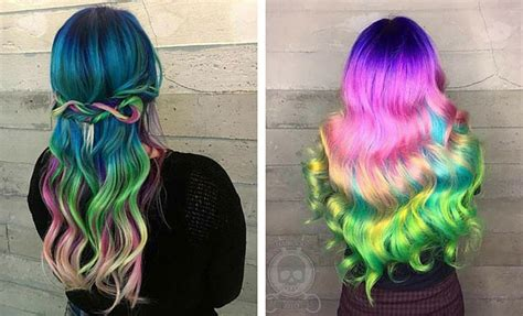 with colorful hair 31 colorful hair looks to inspire your next dye stayglam