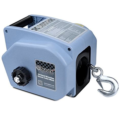 boat winch direction electric winches winch reversible portable 12 volt dc