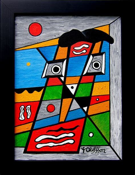 picasso geometric paintings pablo picasso from malaga artist tommie olofsson