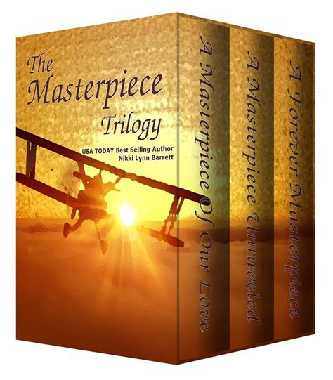 the masterpiece books promo tour the masterpiece trilogy barrett