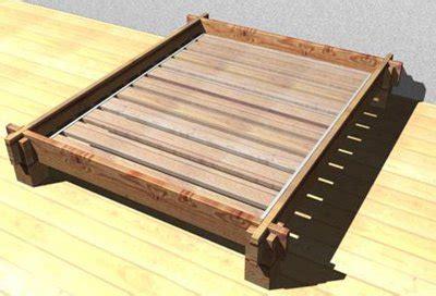 japanisches bettgestell bauanleitung futon das japanische massivholzbett