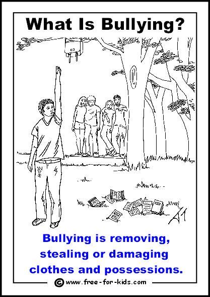 Free Bullying Worksheets For Kindergarten 37 Free Esl Anti Bullying Coloring Pages For Kindergarten