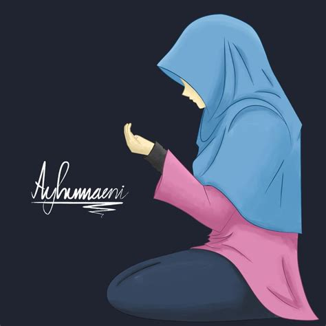 anime islam pray by ayhumaeni deviantart com on deviantart