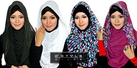 tutorial hijab syar ih tips berhijab komunitas hijabers fashion moslem