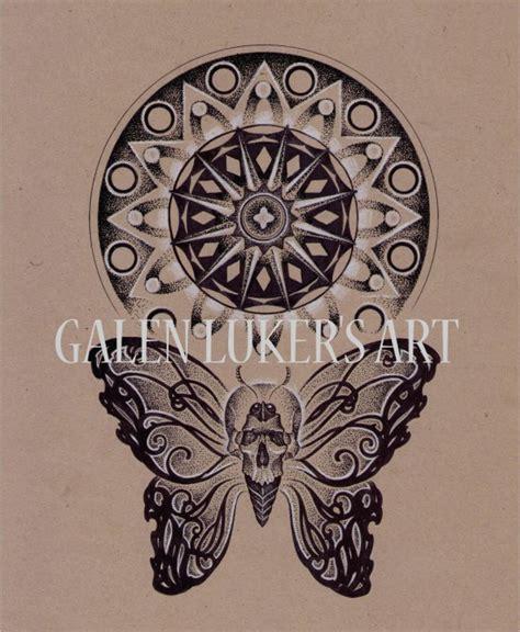 tattoo mandala skull mandala and skull tattoos on whole back ideas tattoo