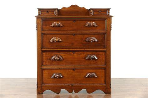 Antique Victorian Bedroom Furniture American Dresser