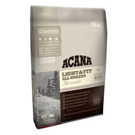 acana light and fit acana light fit pienso para perros