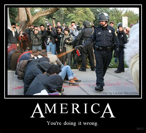 Pepper Spray Meme - image 207429 casually pepper spray everything cop know your meme