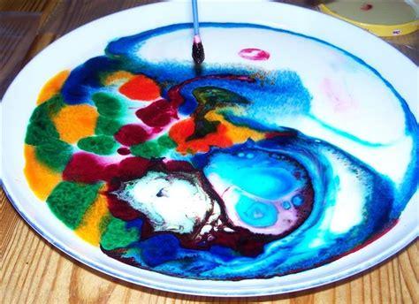Weihnachten Basteln Mit Kleinkindern 5909 by Milch Und Farbe Ein Tolles Experiment Nicht Nur F 252 R