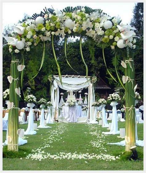 outdoor wedding decoration ideas summer   Wedding Ideas