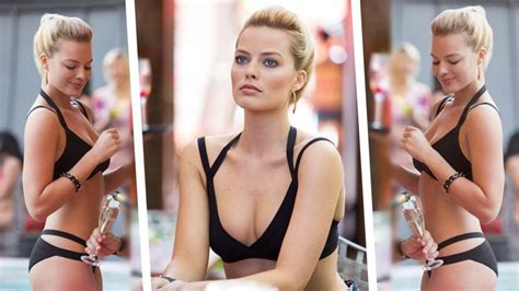 Photos Of Margot Robbie Not Looking Hot At All Gq India