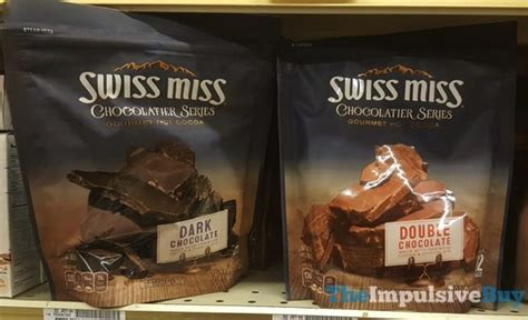 harrods chocolatier dark hot chocolate spotted on shelves swiss miss chocolatier series gourmet