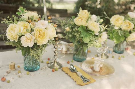 table arrangement rustic vermont wedding table decoration ideas wedding